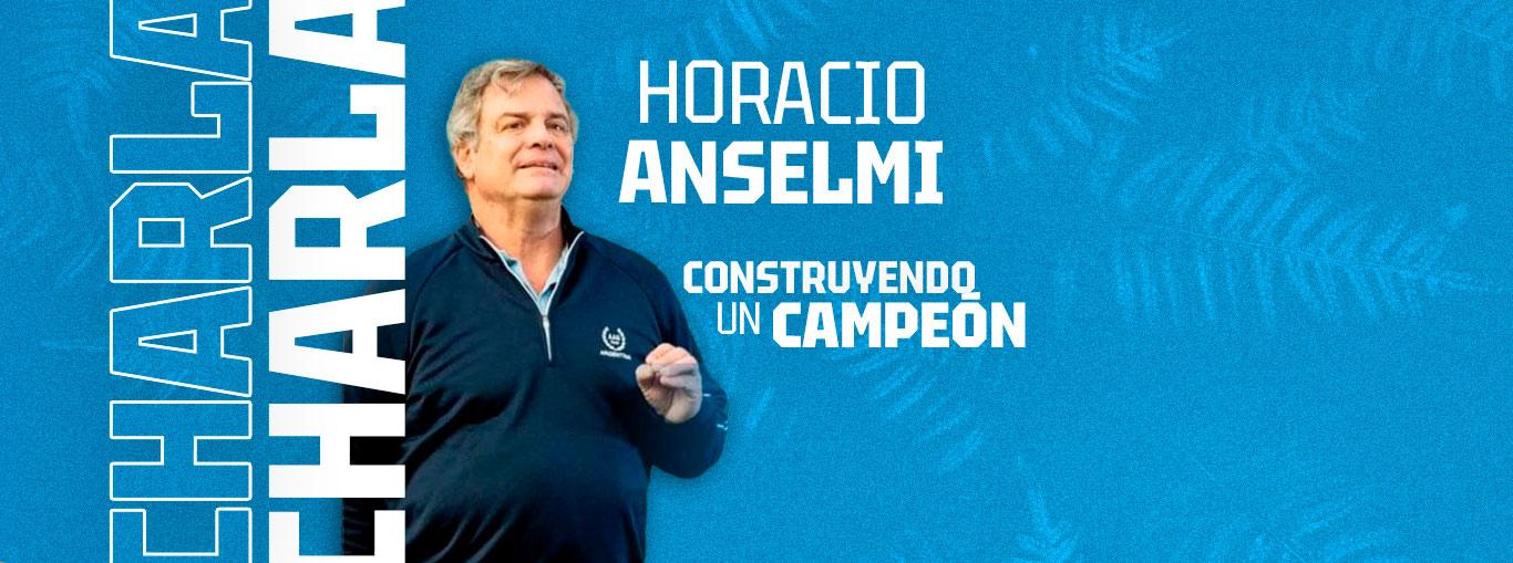 Horacio Anselmi dará una charla abierta en el OTC