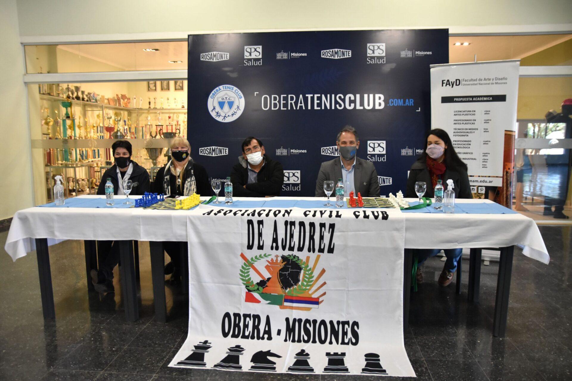 El club será sede del torneo de Ajedrez «Fiesta Nacional del Inmigrante»