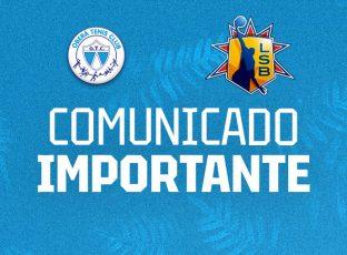 Liga Sudamericana suspendida